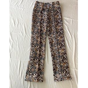 BCBG Tailored Patterned Pant